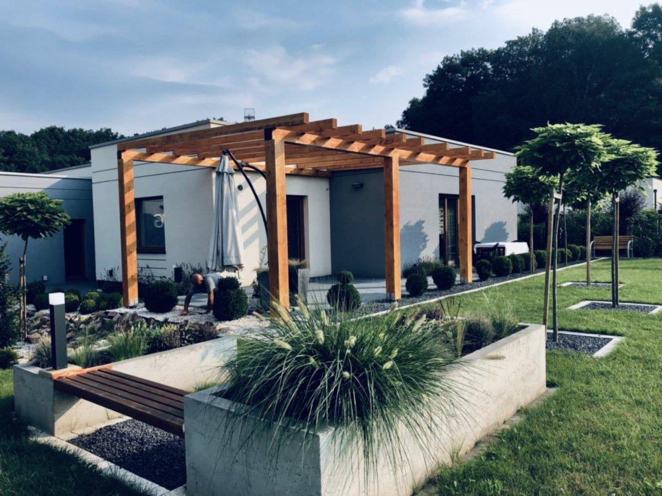 tarasy zadaszenia architektura ogrodowa 1