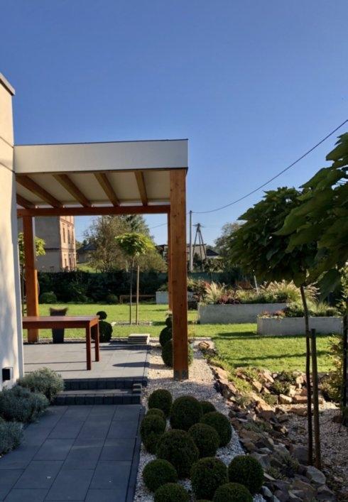 tarasy zadaszenia architektura ogrodowa 5